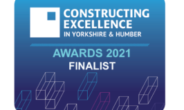 Constructing Excellence Awards 2021 – We're Shortlisted!