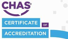 CHAS – Looking after your health and safety