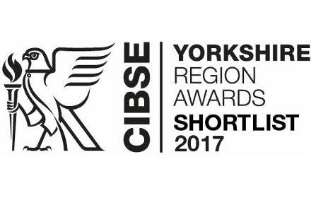 CIBSE Yorkshire Awards Shortlist!