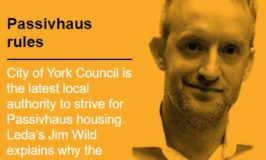 Passivhaus rules for City of York Council