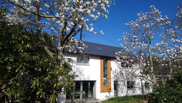 Summer Passive House visit