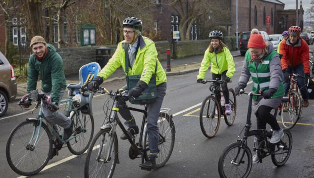 Investors in the Environment Awards – Sustainable Transport Champion 2020